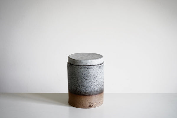 Stoneware Tea Storage