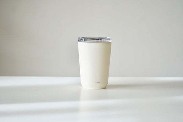 To Go Tumbler - Cream
