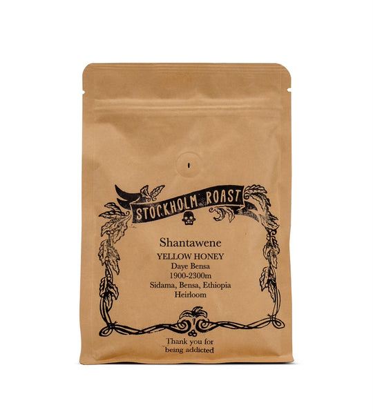 Shantawene Yellow Honey - Ethiopia - Stockholm Roast