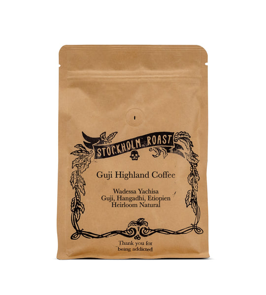 Guji Highland Estate Fully Washed - Stockholm Roast