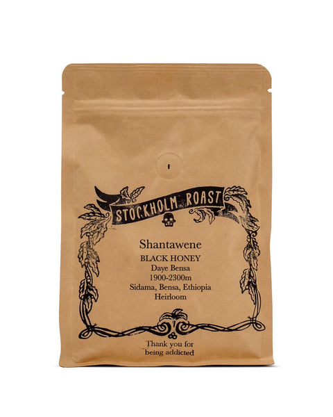Shantawene Black Honey - Ethiopia - Stockholm Roast
