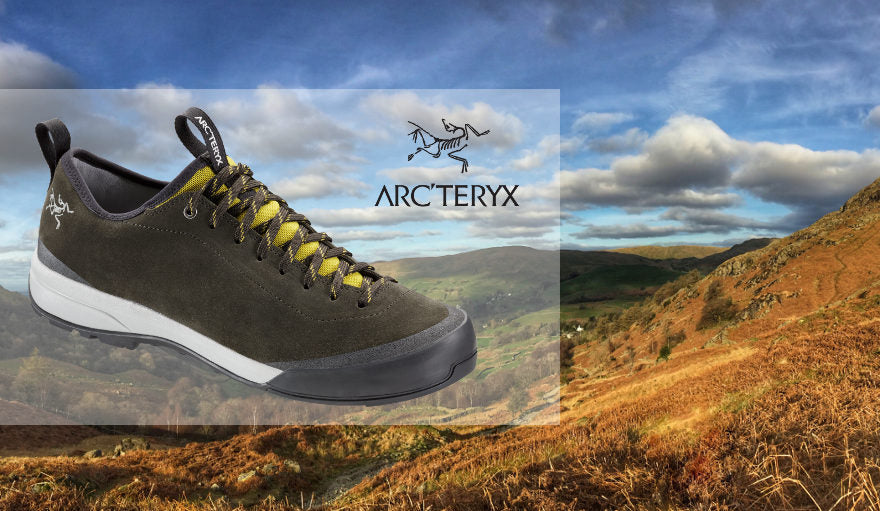 ArcTeryx Acrux SL Leather approach shoe