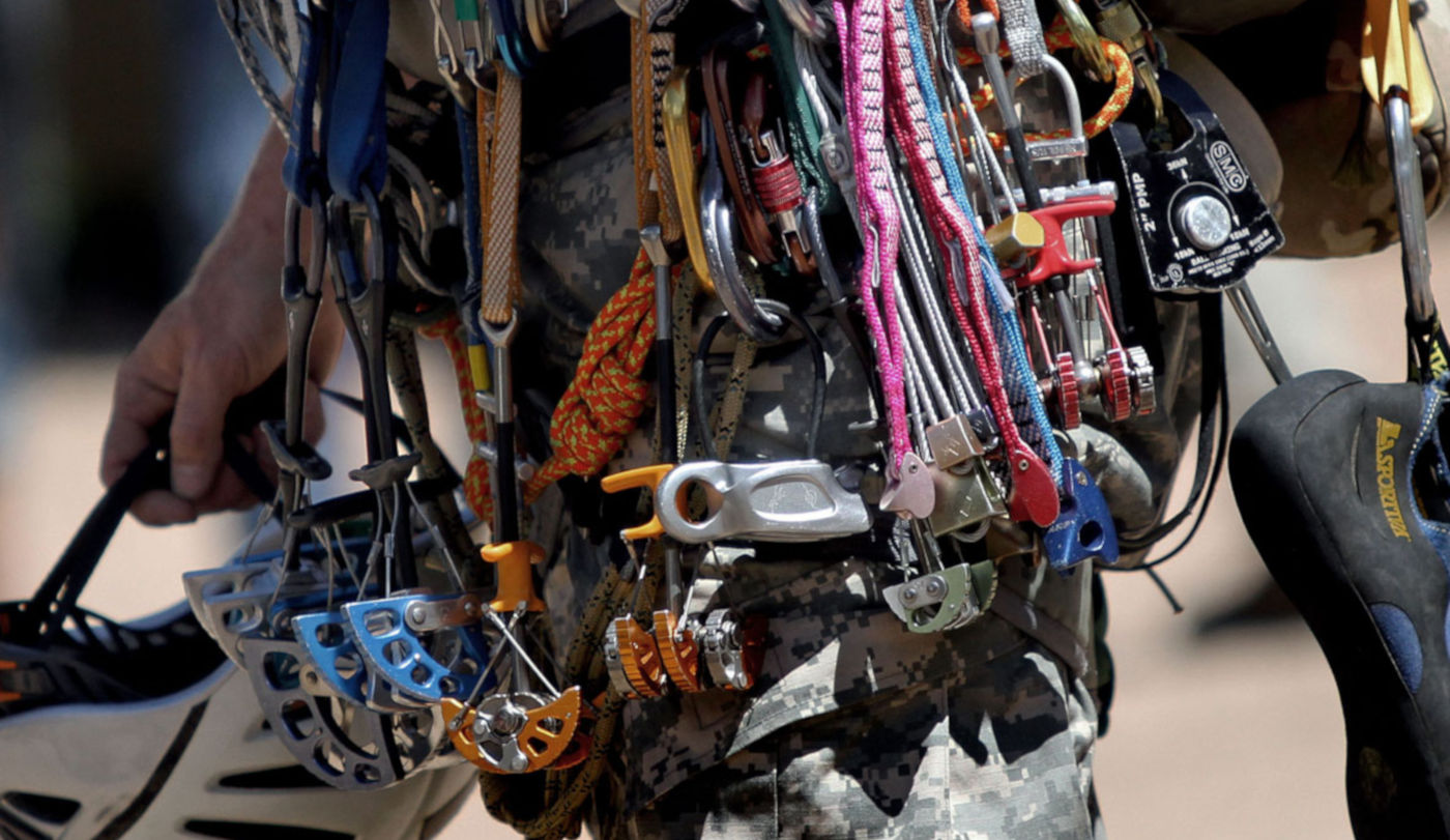 Caring for your Climbing Equipment
