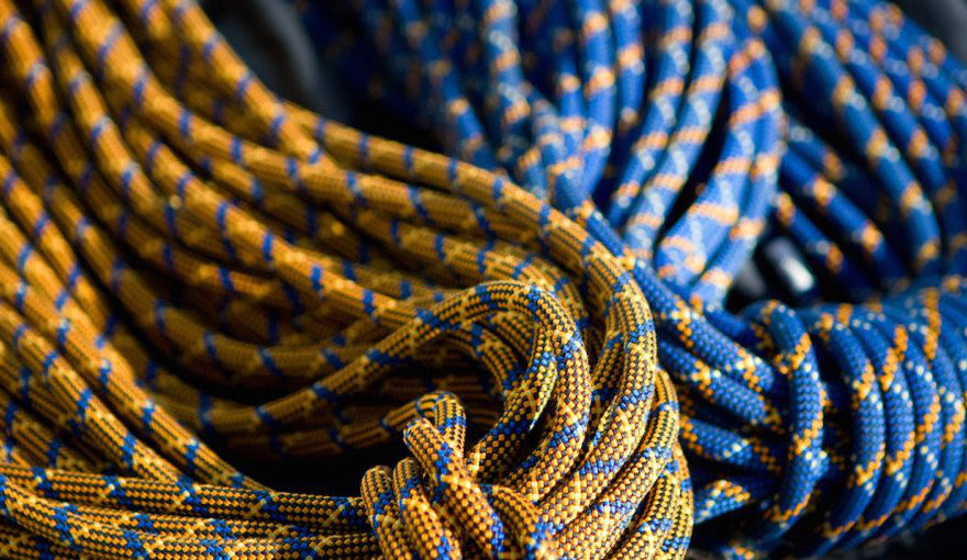 How to Coil a Climbing Rope | Rock + Run