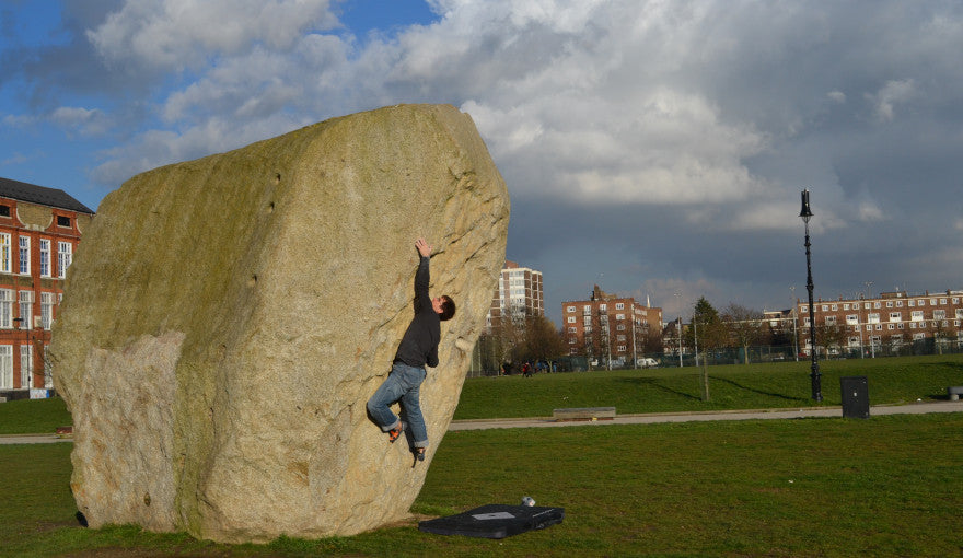 London Calling: A Climber's Survival Guide