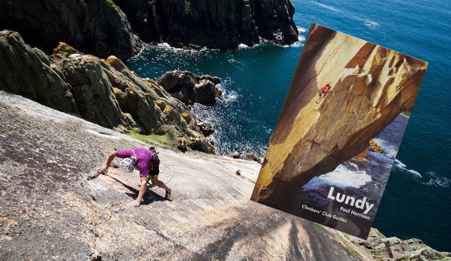 Lundy Climbing Guidebook Review
