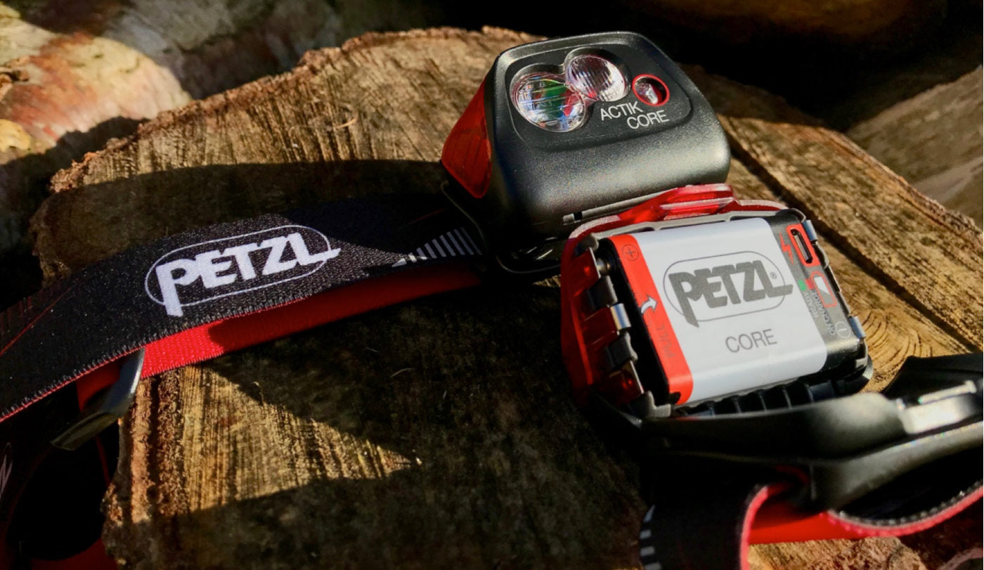 Petzl Actik Core | Head Torch Review