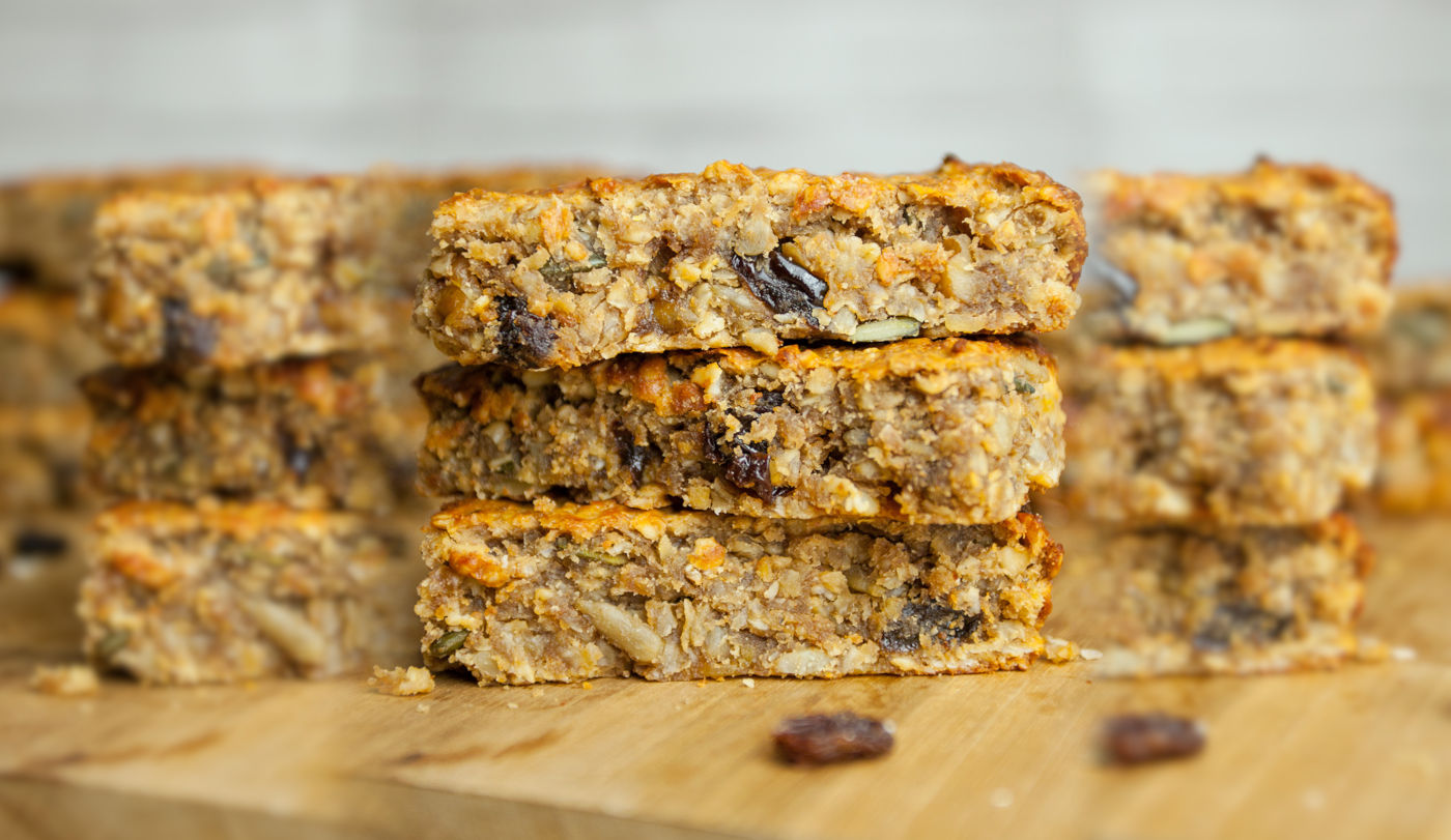 Power Flapjack | Recipe
