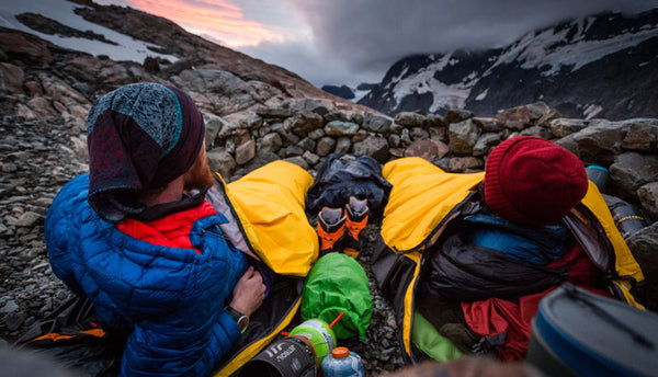 Choosing a Rab Sleeping Bag