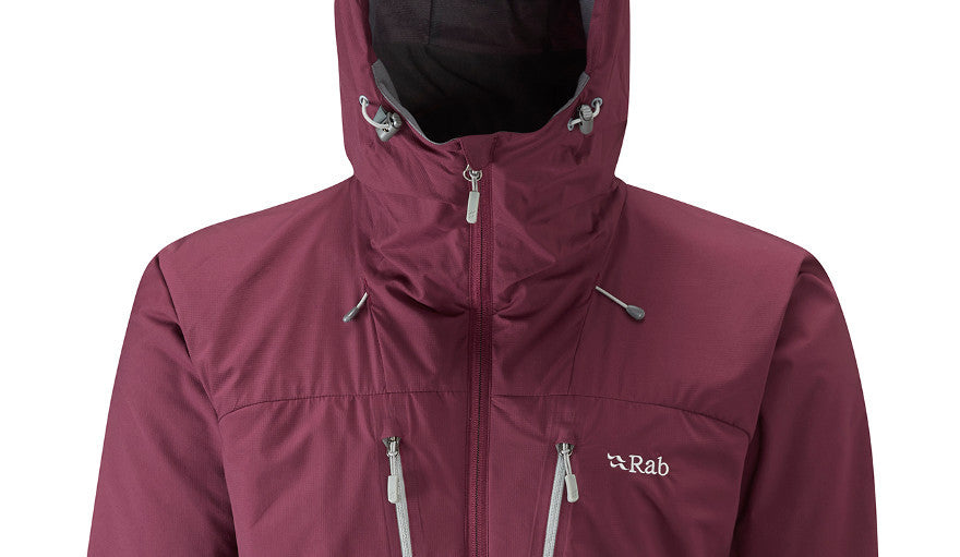 78f77250 Rab Vapour-Rise Alpine Jacket Review | Rock + Run
