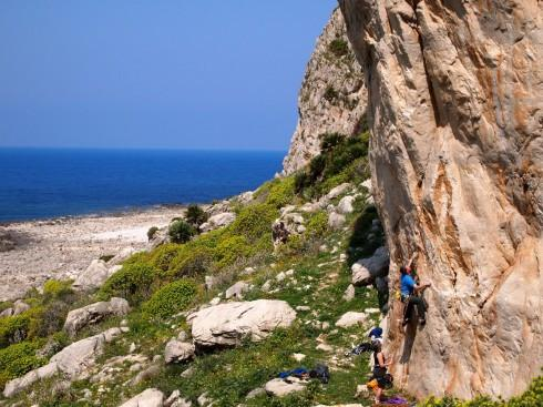 Climbing on Sicily | Destination Article
