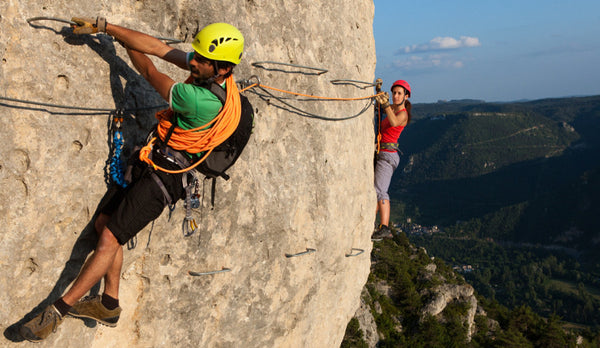 Via Ferrata: Basics