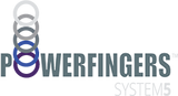 Powerfingers brand logo