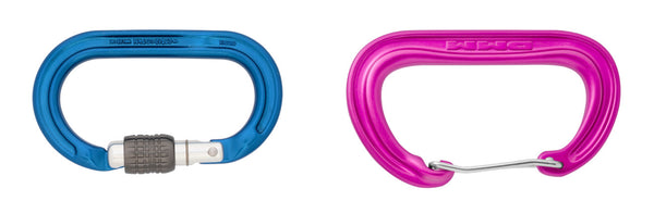 Oval Shaped Carabiners