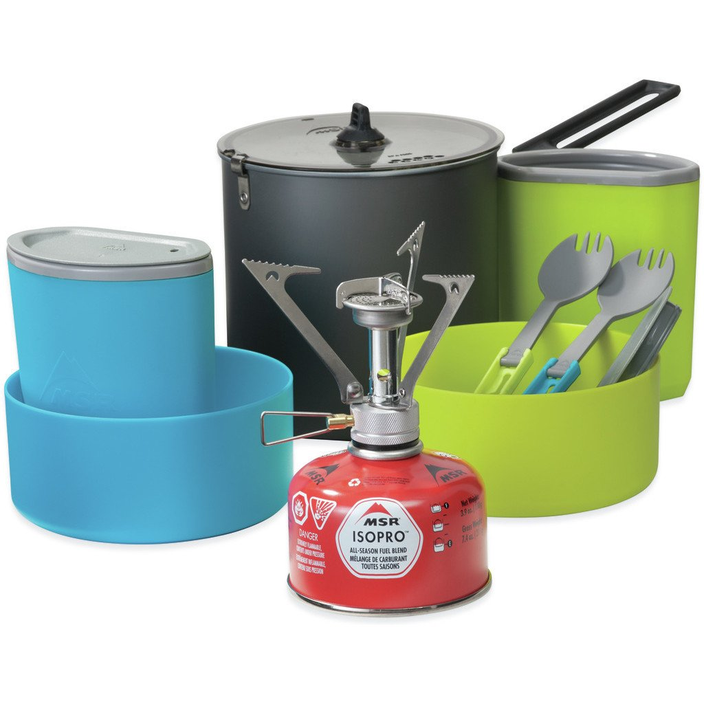 MSR PocketRocket camping Stove Kit