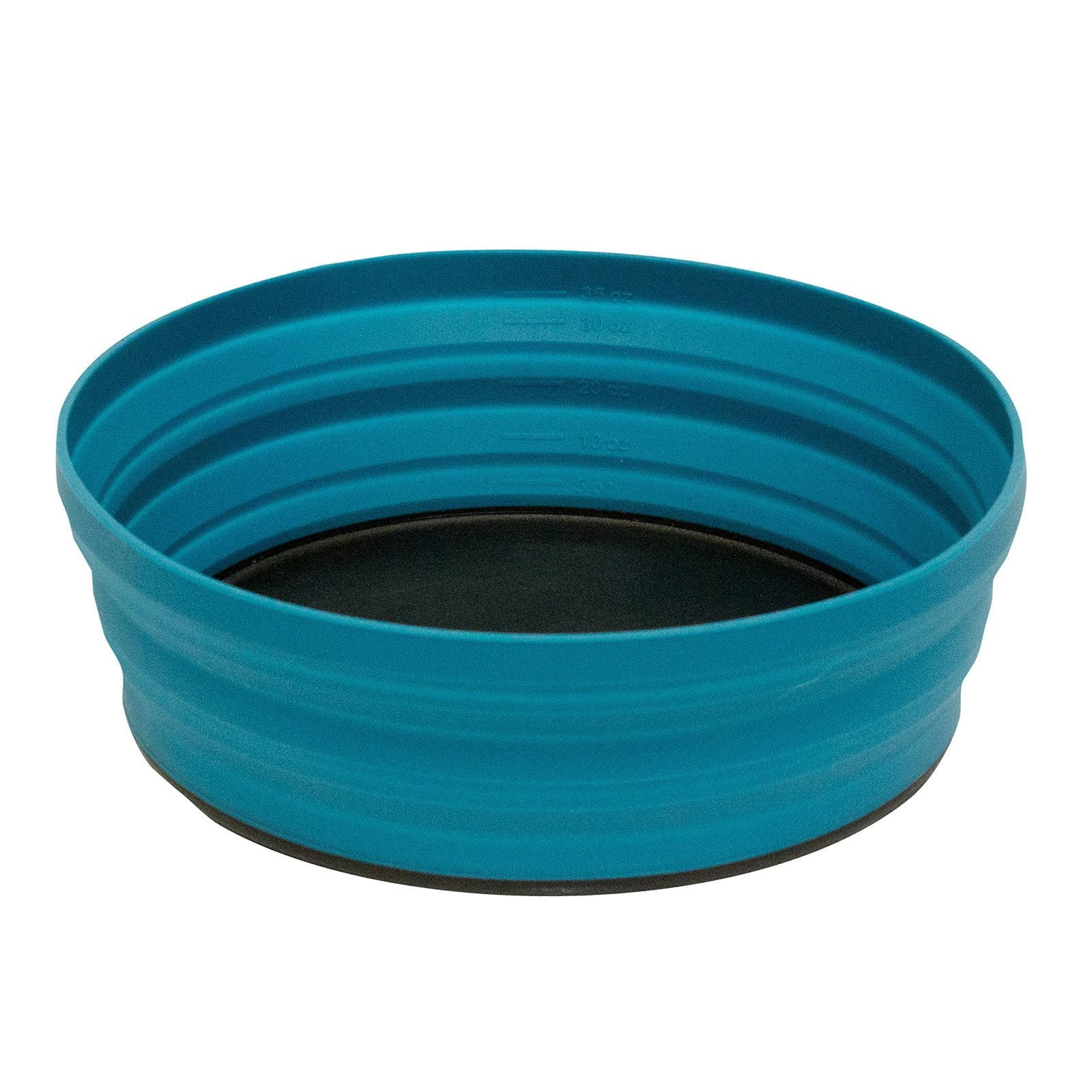 Sea to Summit X-Bowl for camping, in blue