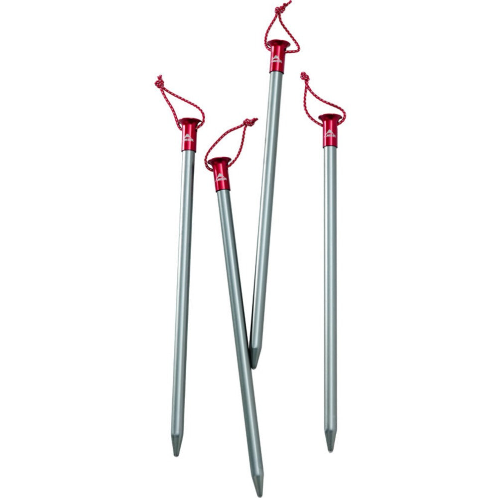 4 MSR Core Stakes (6 Inch), the MSR Core Stake Kit