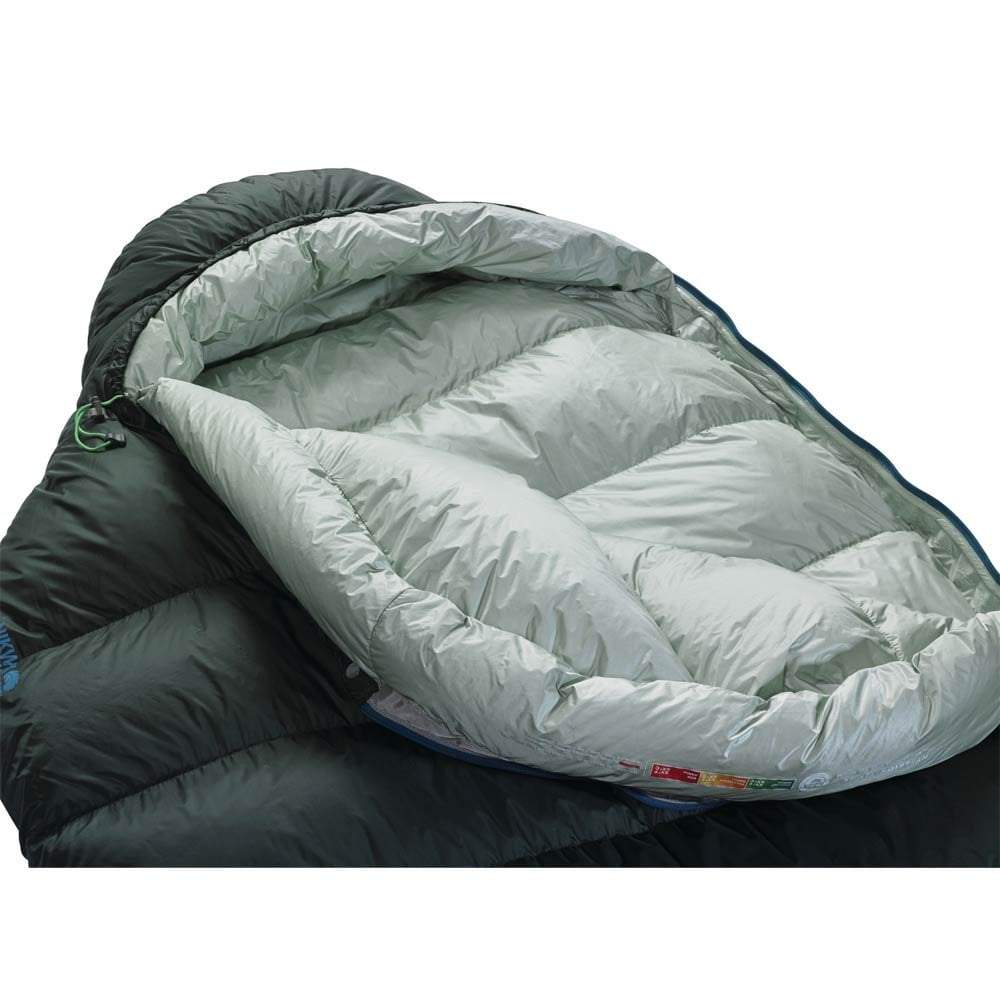 Thermarest Hyperion 32 UL in Dark green open