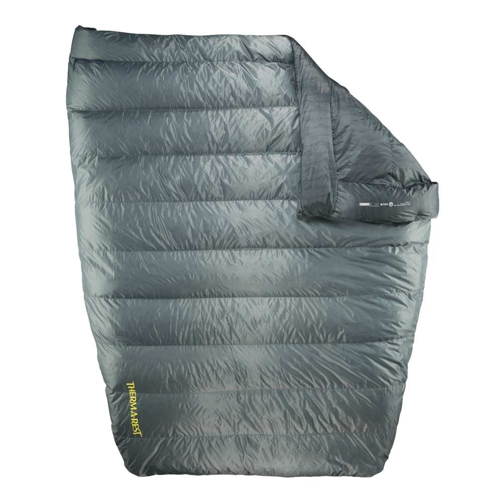 Thermarest Vela 20F/-6C Quilt in Dark grey