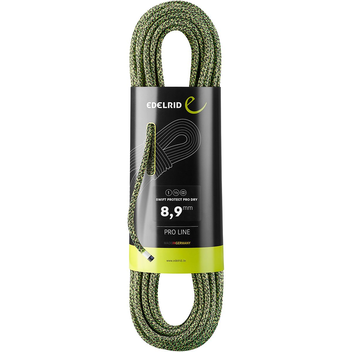 Edelrid Swift Protect Pro Dry 8.9mm x 60m