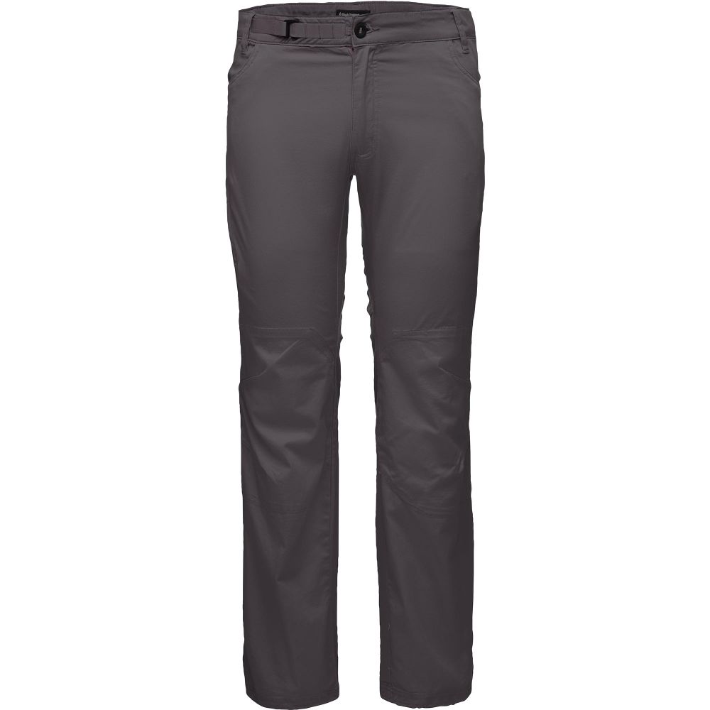 Black Diamond Credo Pants in carbon dark grey