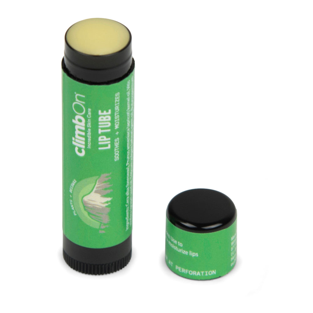 ClimbOn Lip Tube Open Green
