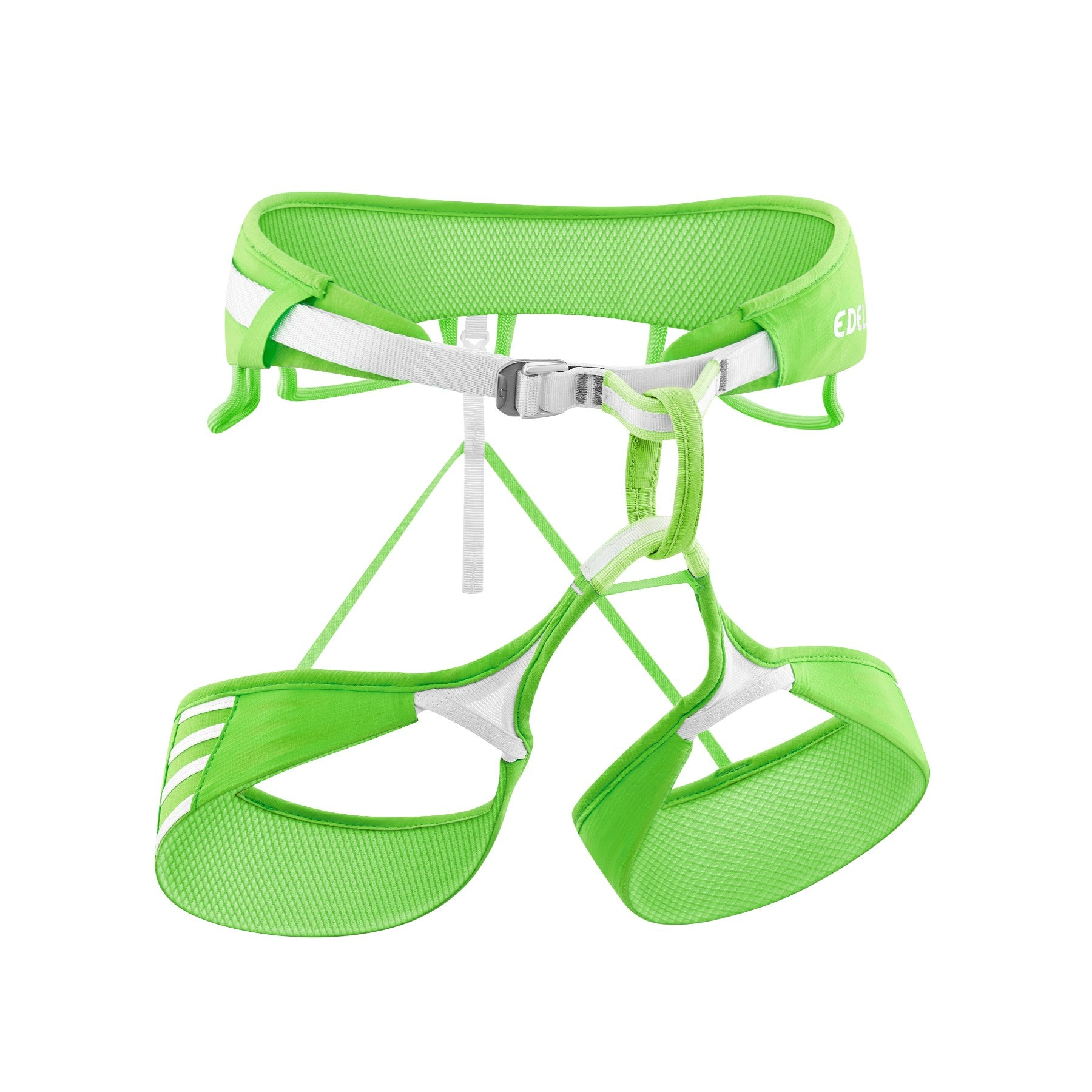 Edelrid Ace Harness, Neon Green, front
