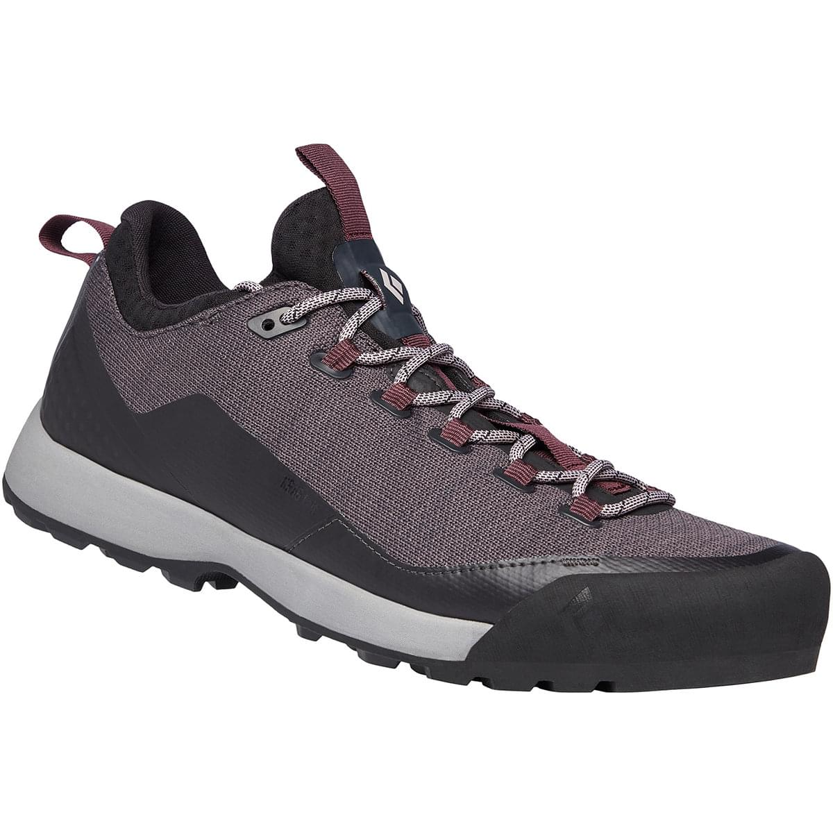 Mission LT Womens Approach shoe in light maroon colour main image