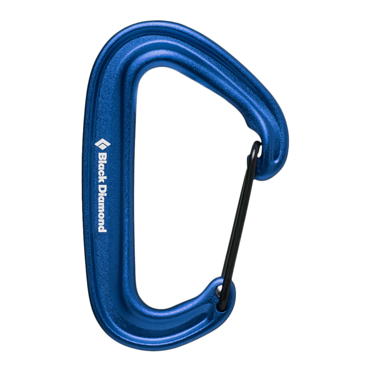 Black Diamond Miniwire Carabiner in Blue