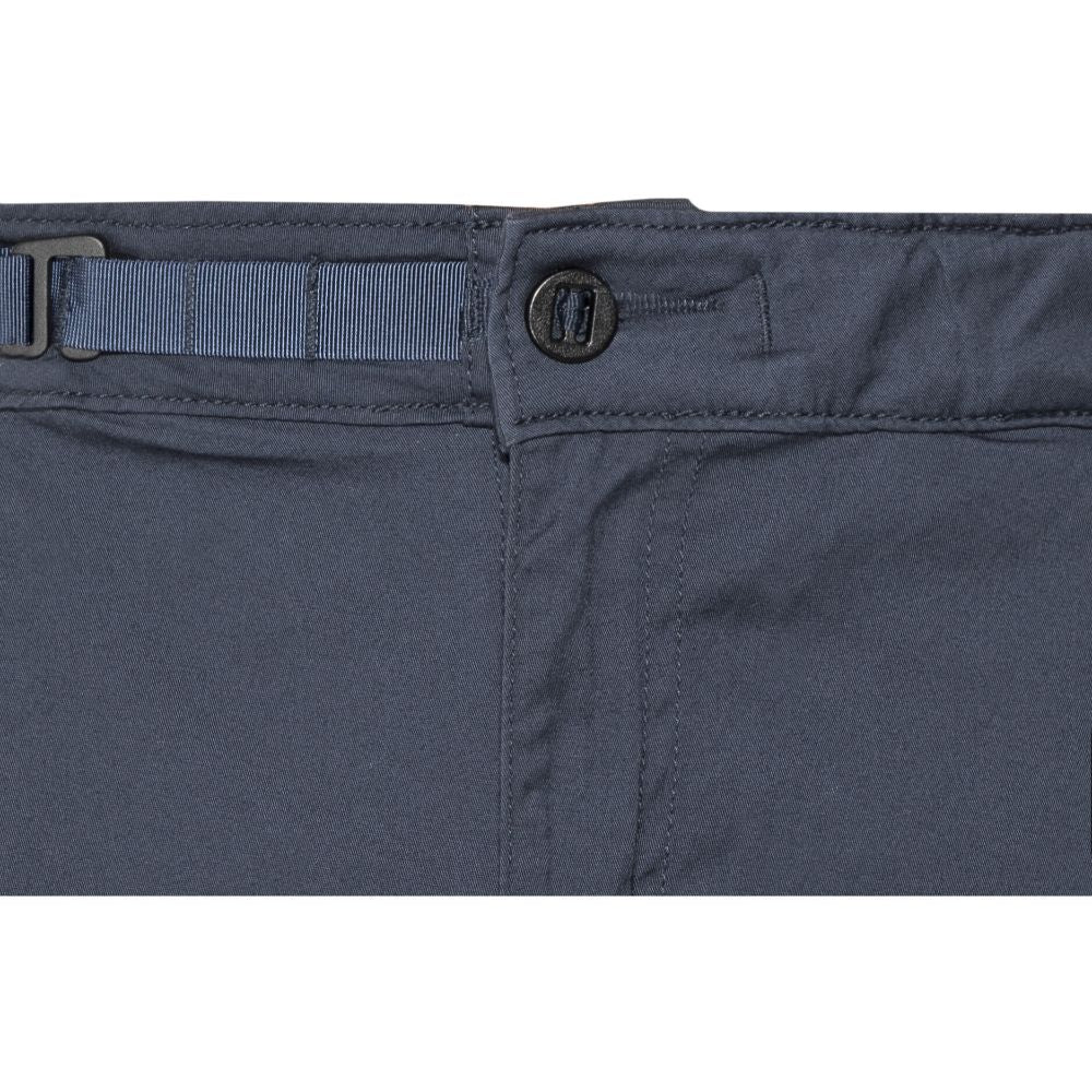 Black Diamond Credo Pants in captian dark blue belt