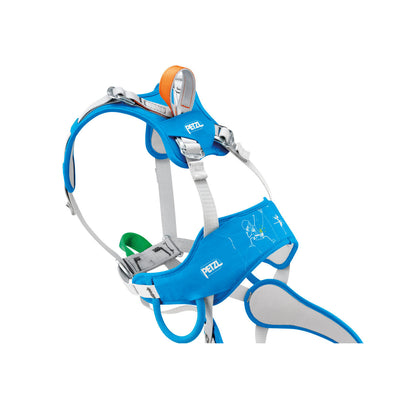 Petzl Ouistiti Kids Harness, side view