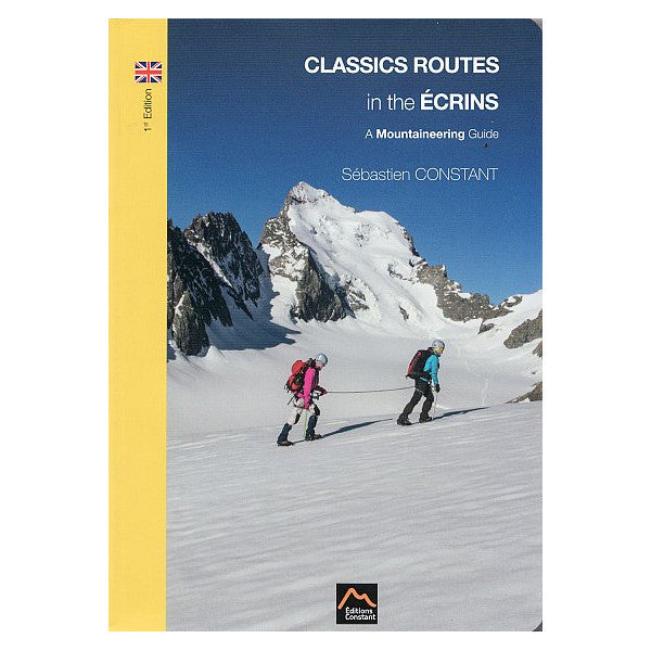 Classic Routes In The Ecrins Guide book cover