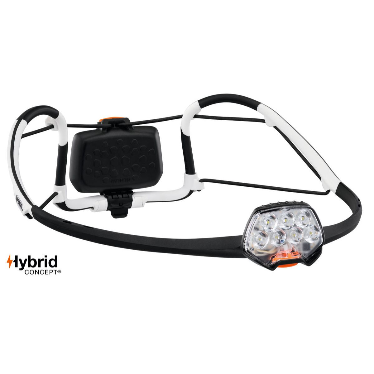 Petzl IKO in white and black