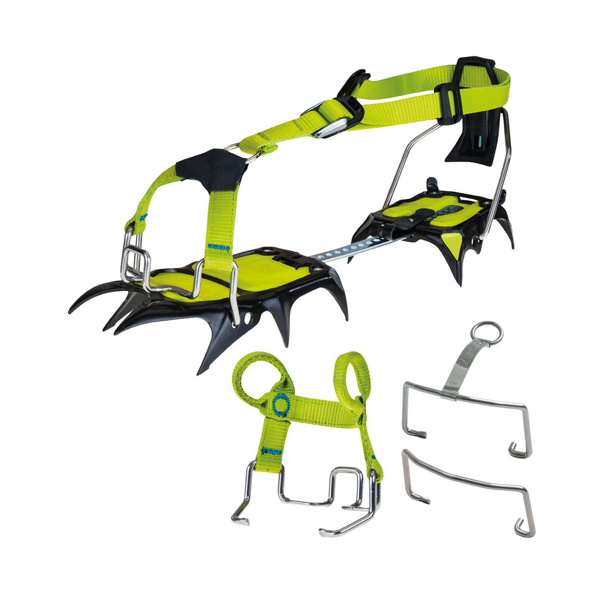 Edelrid Shark Crampon with accessories