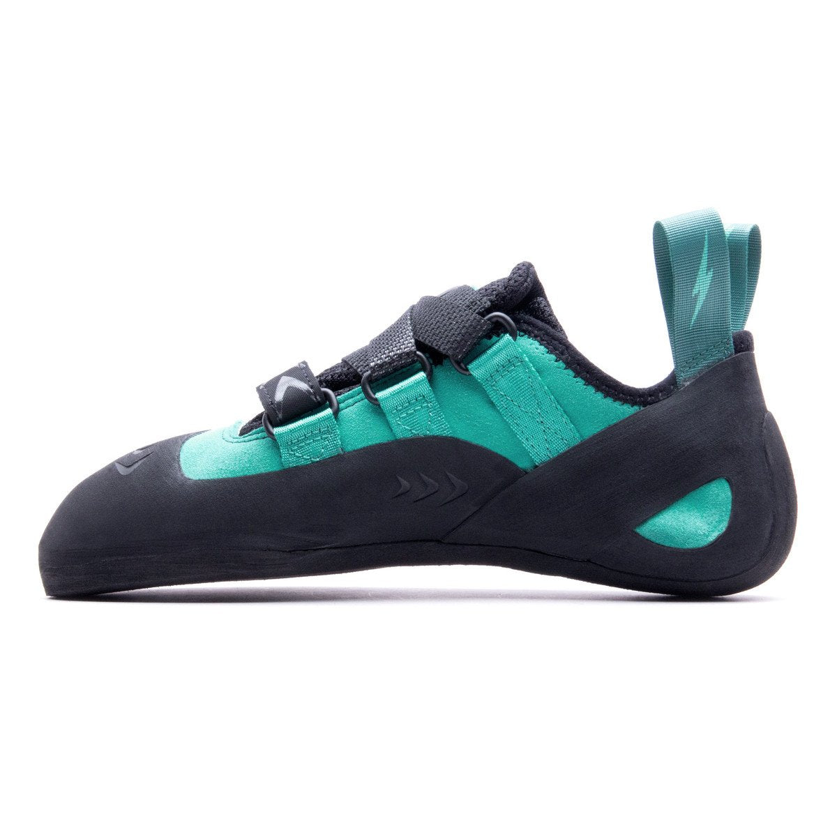 Evolv Kira Womens Climbing Shoe, inner side view