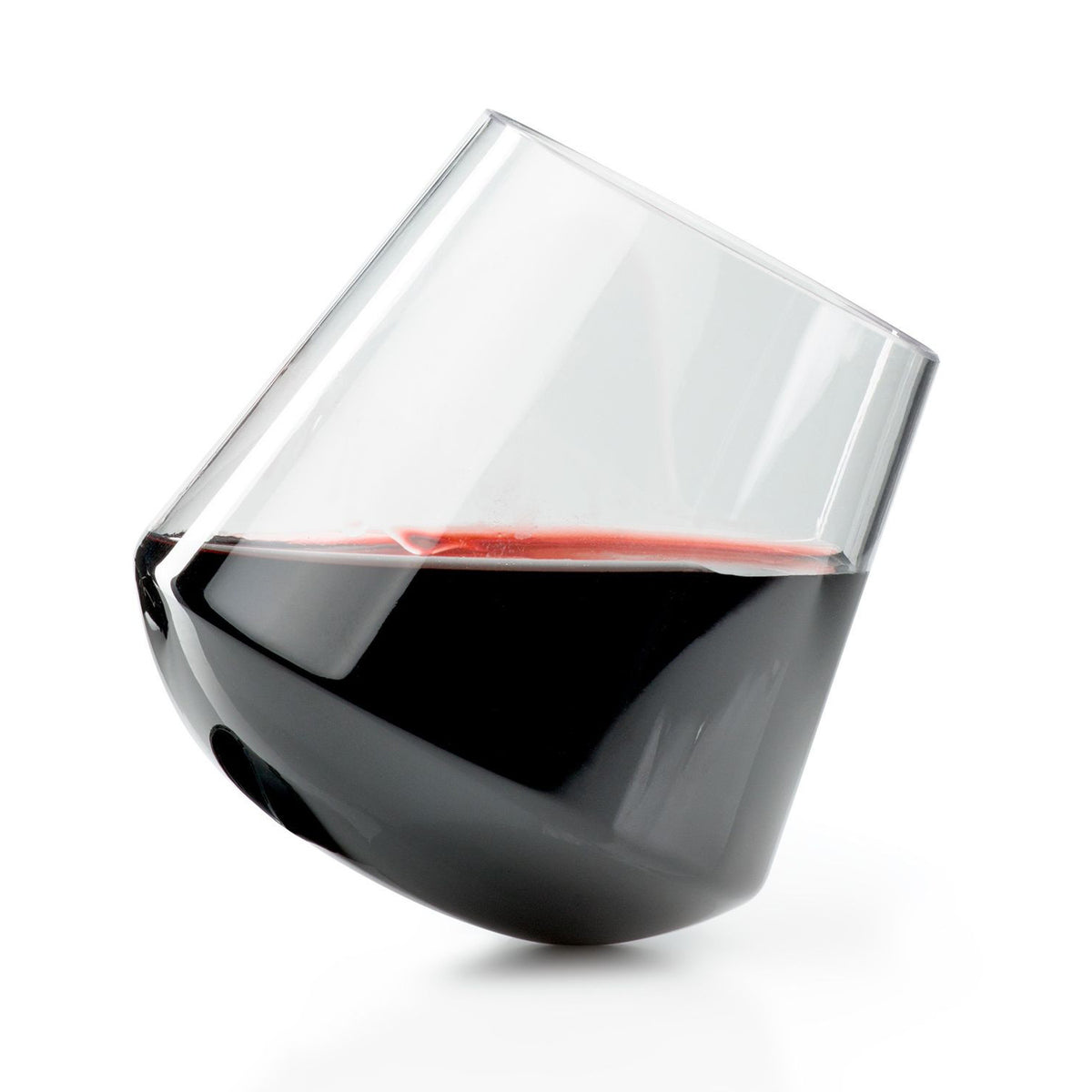 GSI Stemless Red Wine Glass x6