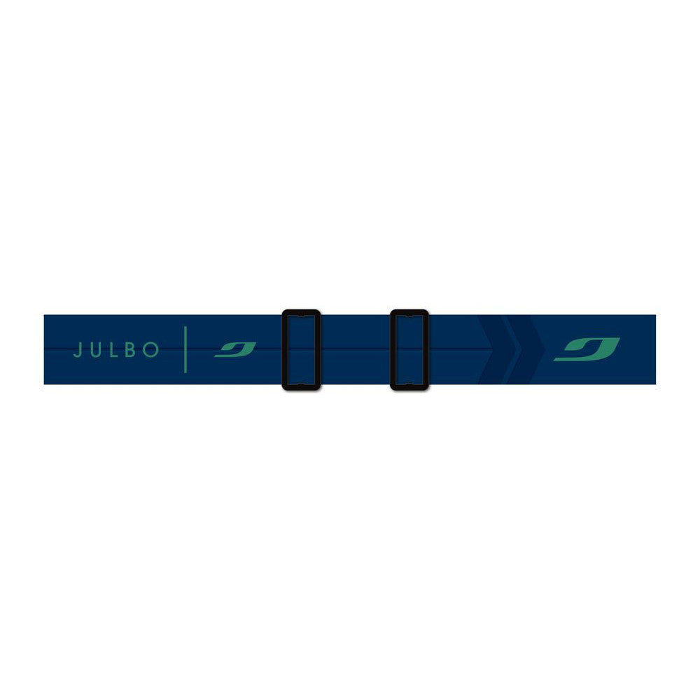 Julbo Alpha Spectron Cat 3 Goggles strap, in blue colour