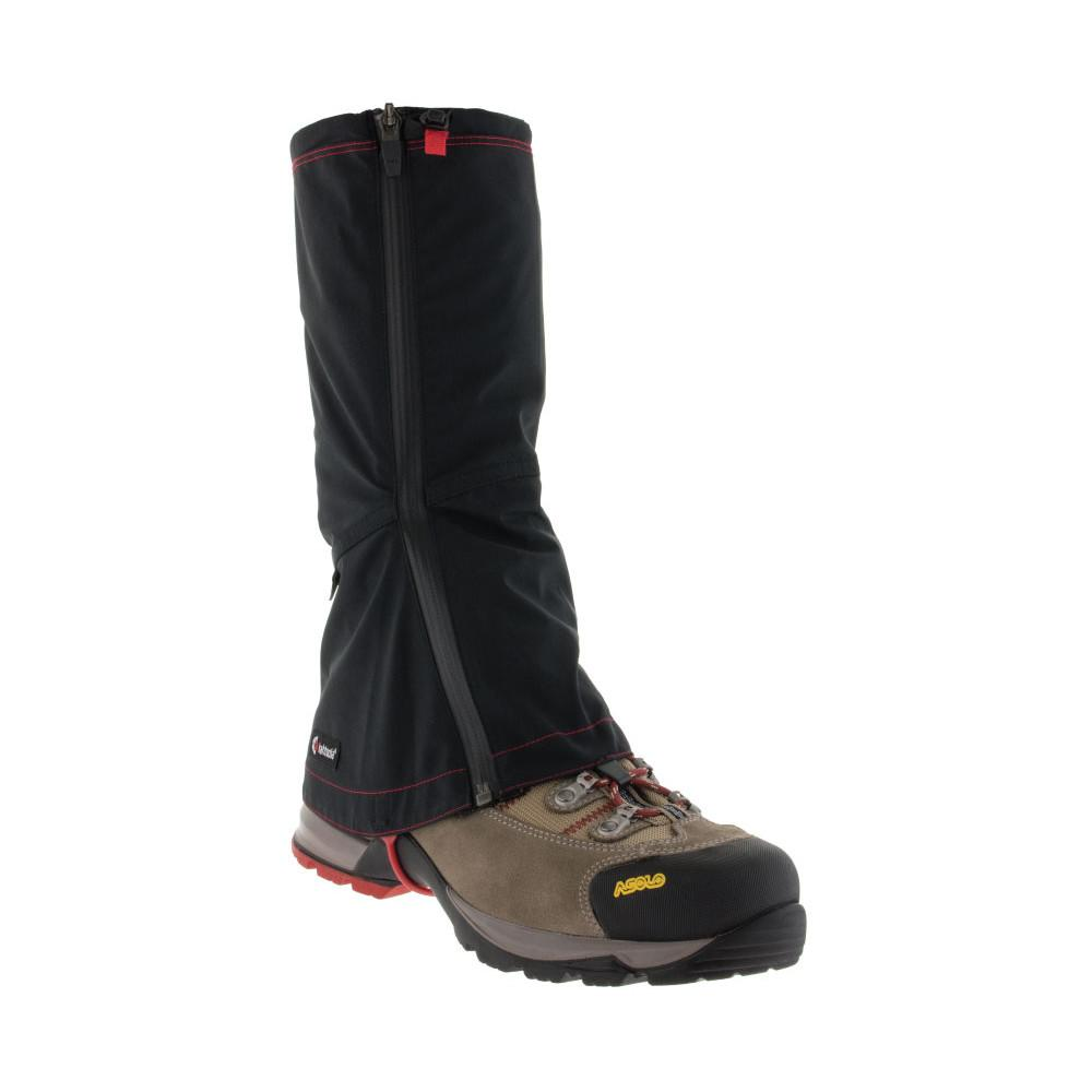 Kahtoola Leva Gaiter GTX, Full view shown on hiking boot