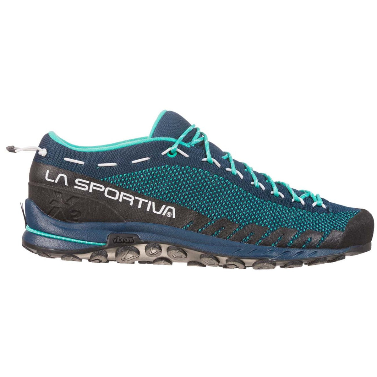 La Sportiva Tx2 Womens approach shoe, outer side view
