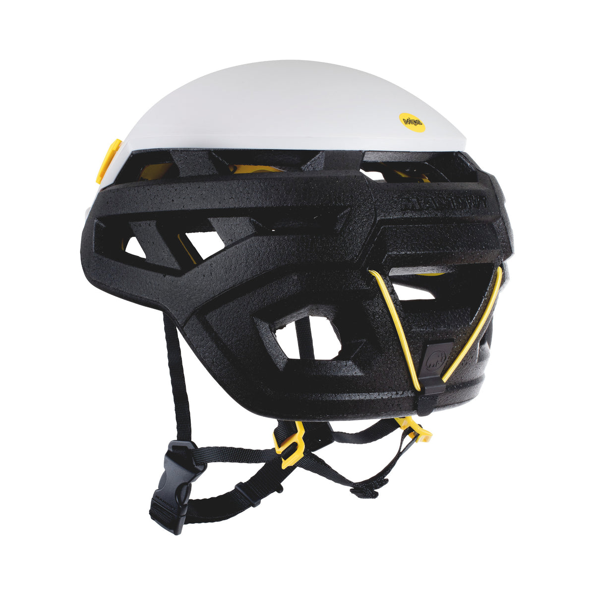 Mammut Wall Rider MIPS helmet, rear/side view