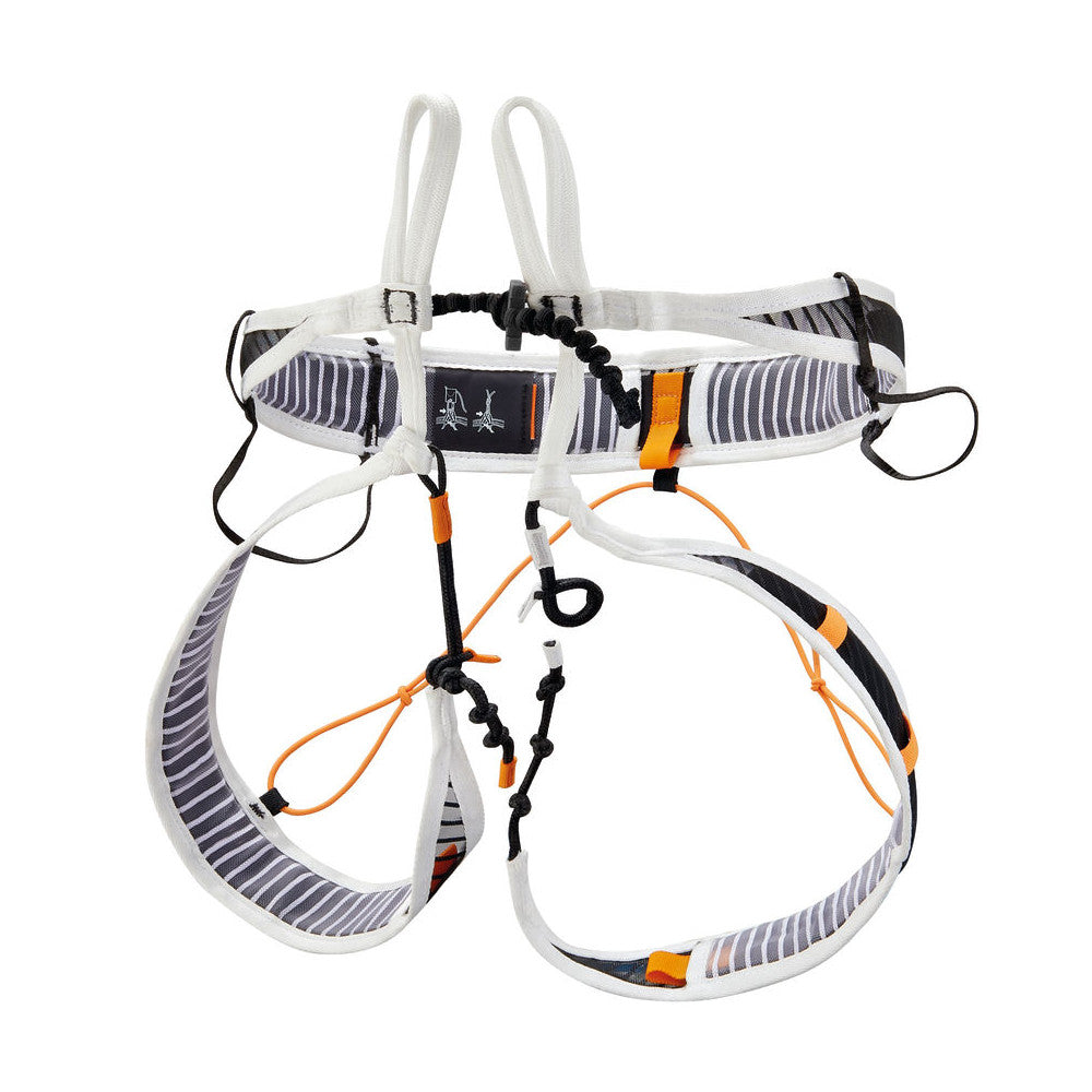 Petzl Fly Harness, front/side view