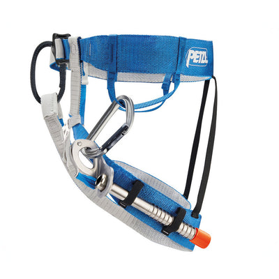 Side view of the Petzl Tour Harness