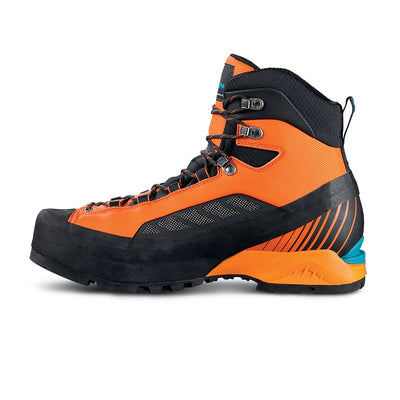 Scarpa Ribelle Lite OD mountaineering boot, side profile