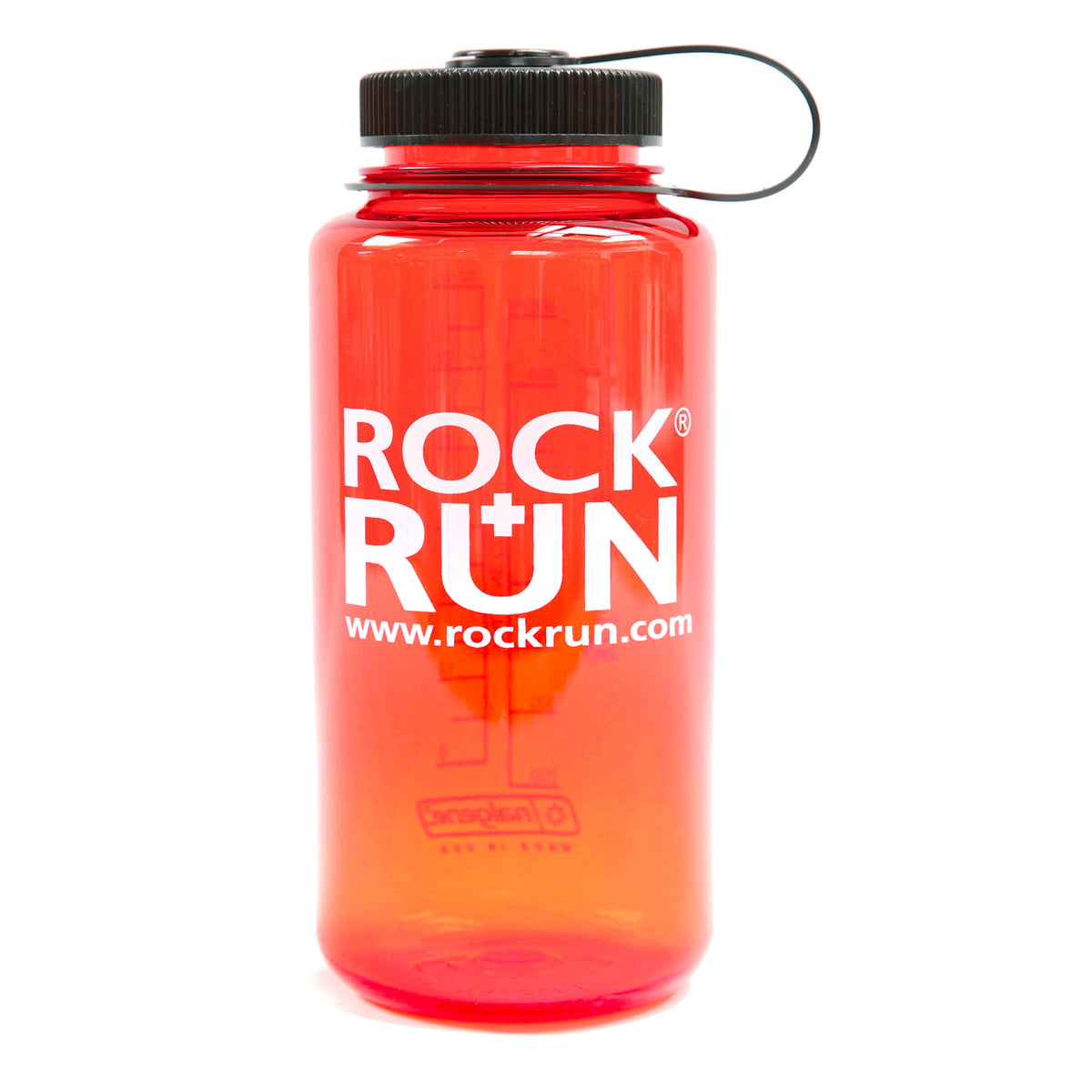 Rock + Run Wide Mouth 1 Litre (Red)