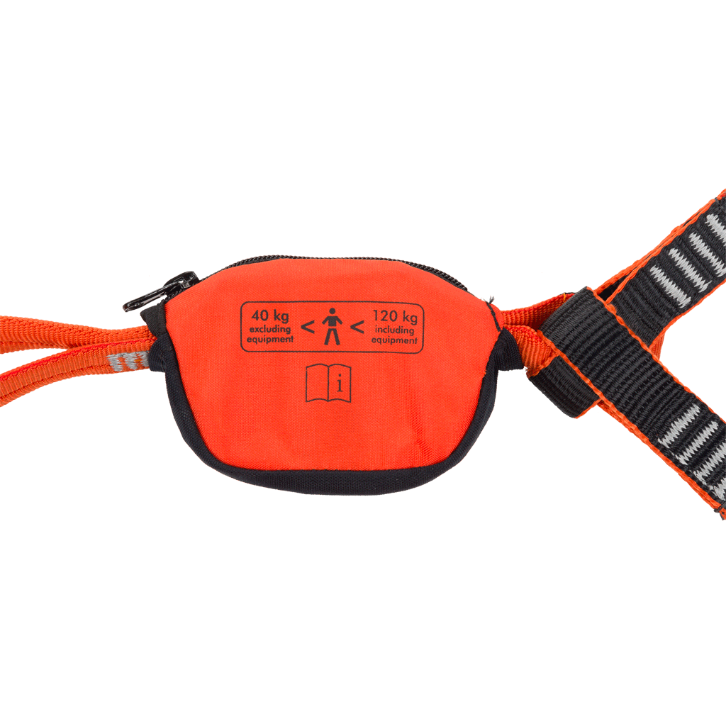 Climbing Technology Top Shell Slider, protective cover in orange colour