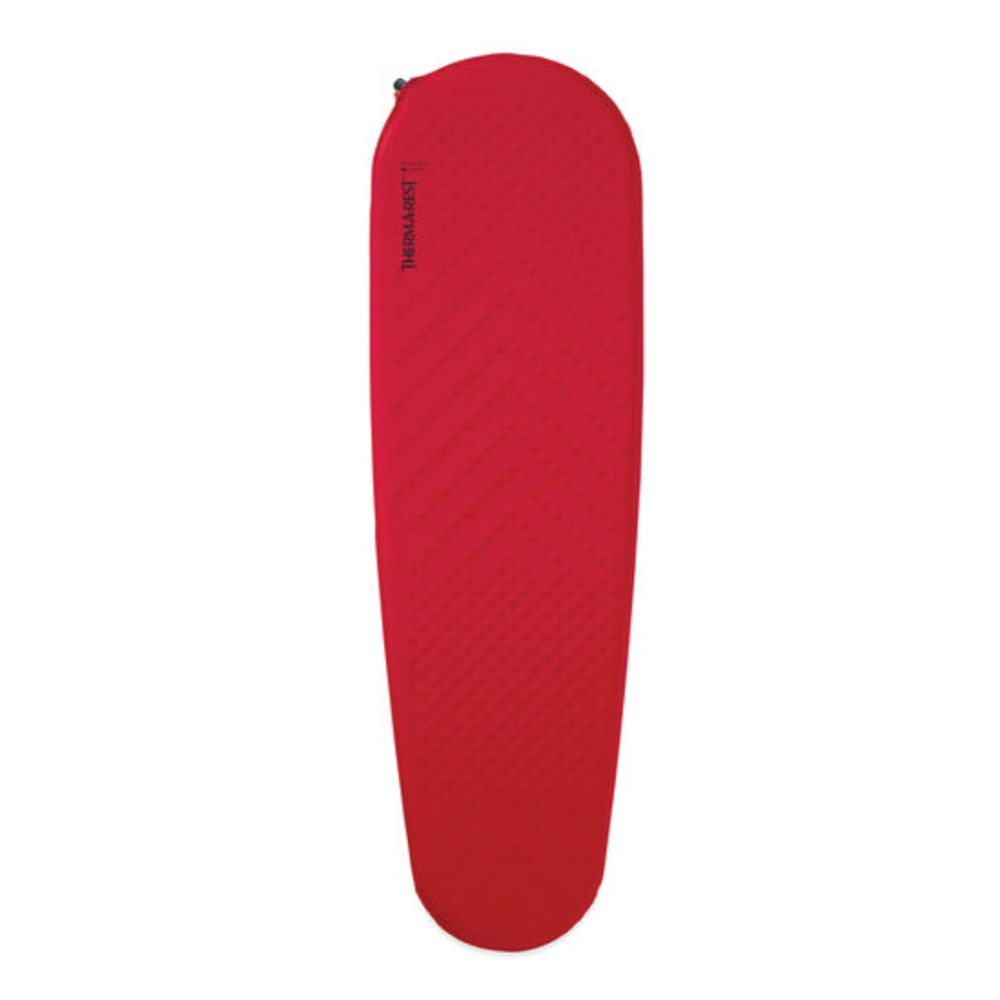 Thermarest ProLite Plus Womens in red upright