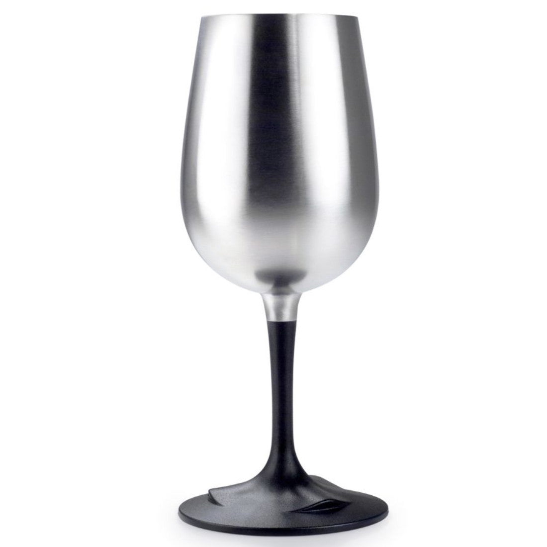 GSI Stainless Nesting Wine Glass x 6 Stood up