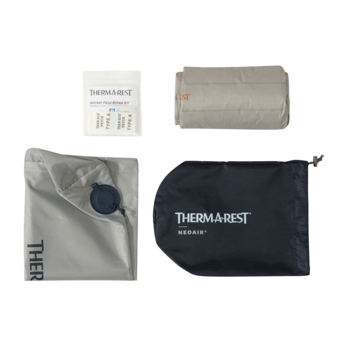 Thermarest NeoAir XTherm individual items