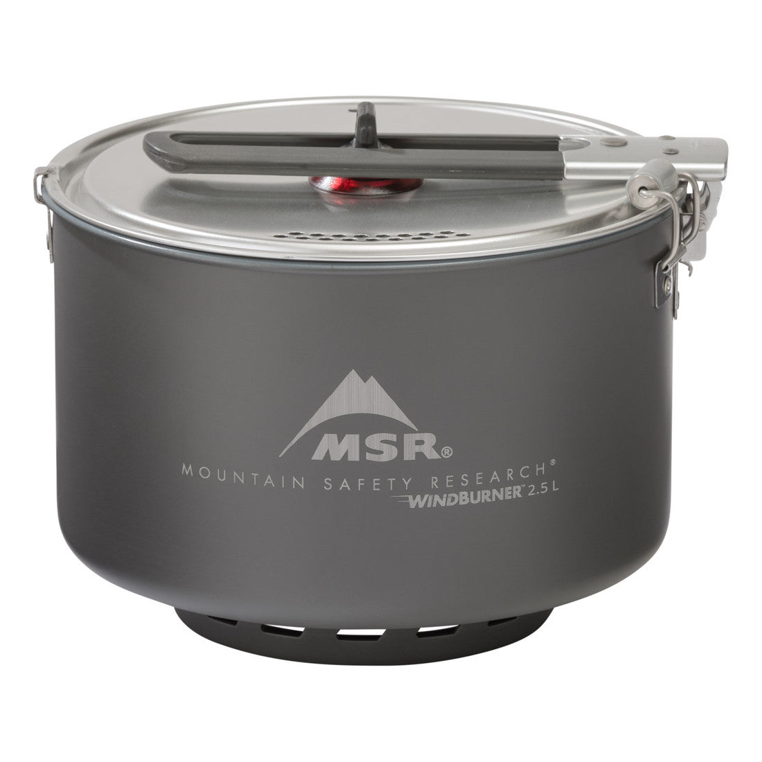 MSR Windburner Group Stove System, showing pot