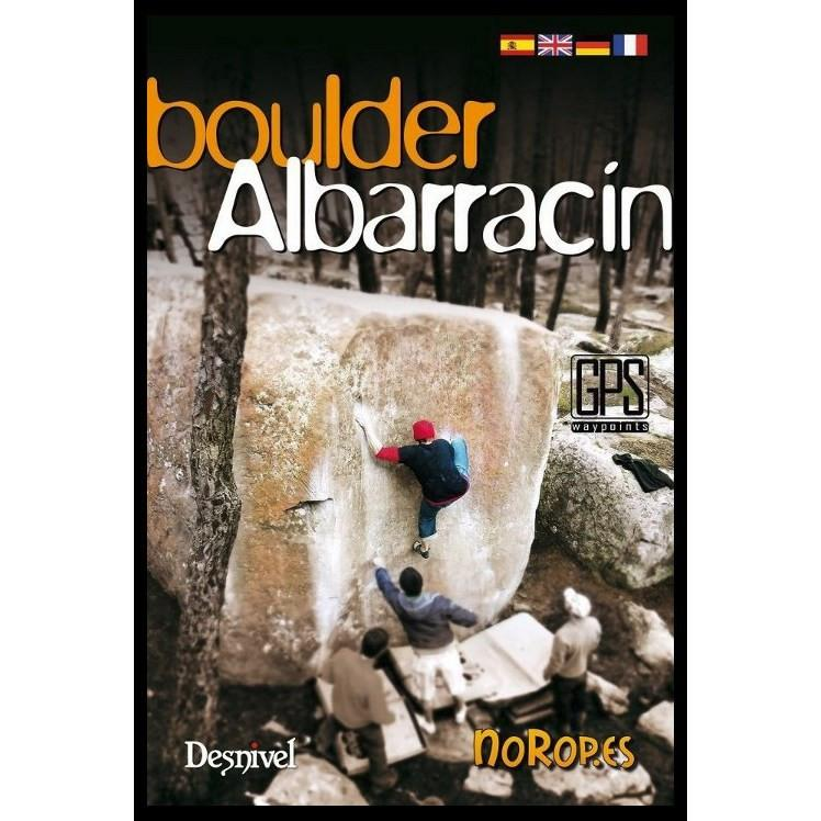 Boulder Albarracin guidebook, front cover